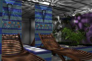 Espace d tente hammam sauna fitnessclub senlis for Espace sauna hammam