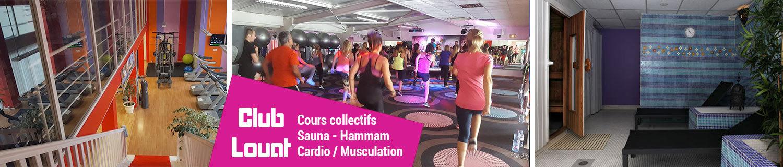 Salle de sport Senlis - Oise (60) - cours collectifs - hammam sauna - musculation cardio