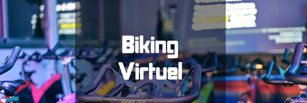 Biking virtuel en immersion - Senlis (60)