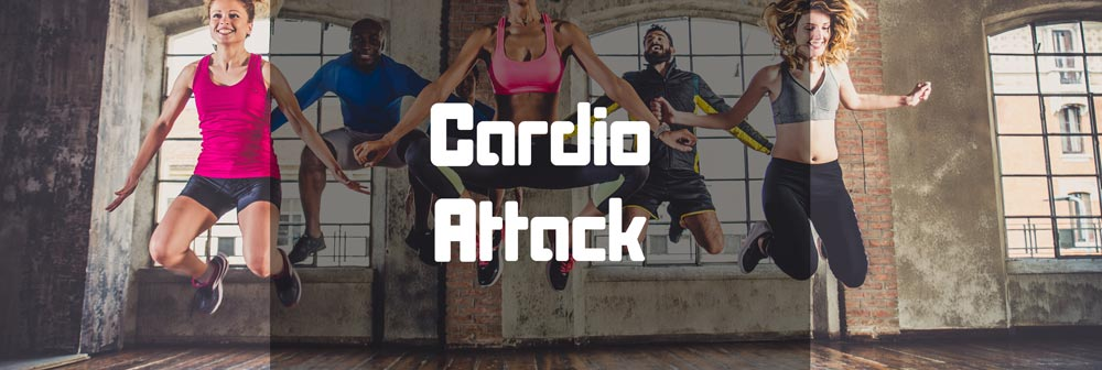 Cours de cardio Attack - Senlis (60)