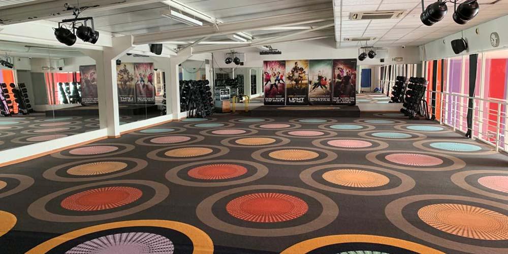 Salle de cours collectifs - senlis (60)